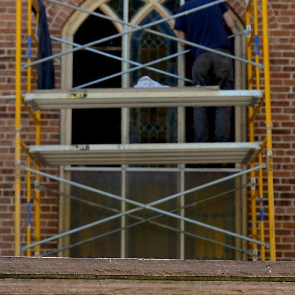 Hygiene-Methodist-Church-Stained-Glass-Restoration-assessment