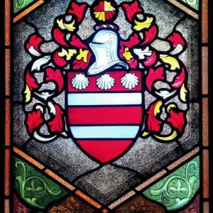 family-crest-stained-glass-design-panels