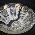 glass-repair-denver-broken carved glass candy dish